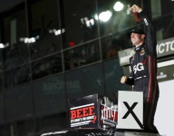 Cindric kicks off a new win streak in incident-filled Daytona Xfinity