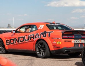 Revival of the 'Celebrity Class' at the Bondurant School