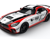 Stephens lands Mercedes GT4 ride