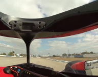 A lap at Sebring with Penske's Power