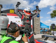 Dyson comes from last to win Sebring Trans Am opener