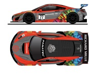 McMurry, Sales join Compass Racing Acura for GT World Challenge America