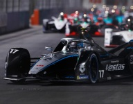 Nyck de Vries dominates Formula E season opener for Mercedes