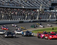 Record TV audience for Rolex 24