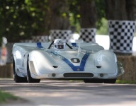 McLaren, Revs Institute cars coming to Brian Redman's Targa event