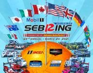 Sebring releases annual IMSA 12 Hours poster