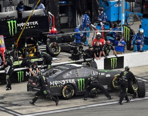 NASCAR fines, suspends Ganassi for virus protocol violation