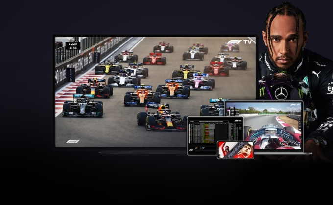 Get the inside track on Formula 1 2021 with F1 TV Pro