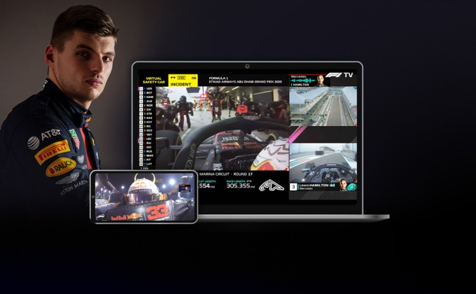 F1 TV Pro: Take race weekend to the next level with a 7-day free trial
