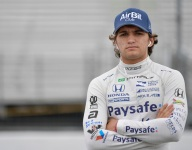 Pietro Fittipaldi returns to Dale Coyne Racing for IndyCar ovals