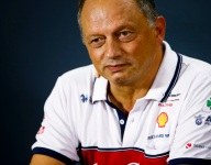 Alfa boss Vasseur tests positive for COVID