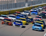 Cup drivers will 'roll the dice' at Las Vegas Motor Speedway