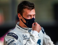 Kvyat joins Alpine as reserve driver