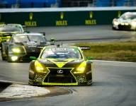 INSIGHT: Lexus Racing following a carefully crafted story arc