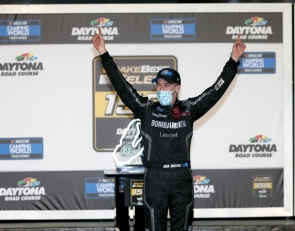 NASCAR podcast: Ben Rhodes