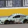 "Kyle Busch's third-place finish at Vegas a ""good building process"""