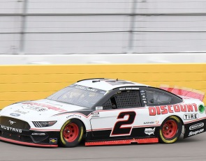 Vegas 'clearest indicator' for season expectations - Keselowski