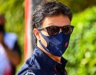 Perez shrugs off Aston Martin's 'extreme driving style' jibe