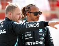 Merc's shakedown error easy to see now - Bottas