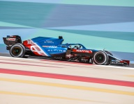 Fernando Alonso straight up to speed, stimulating Alpine - Brivio