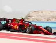 'Incredible' how different Ferrari car is to McLaren - Sainz