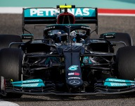 Bottas tops second day of pre-season testing as Red Bull doesn't show pace