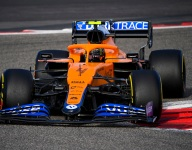 McLaren showing Mercedes where it can improve - Norris