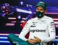 Vettel unperturbed by lack of Aston testing miles