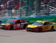 Logano left puzzled after runner-up finish at Phoenix