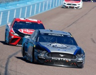 NASCAR podcast: Aric Almirola