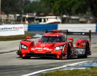 Mike Conway paces Sebring Practice 1 in Whelen Cadillac