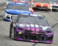 'Nothing went wrong for once' - Bowman on third-place finish