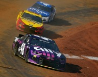 Bristol dirt earns a high score for fun –but tires are a concern