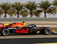 Verstappen completes Bahrain practice sweep