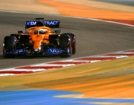 McLaren finds damage to Ricciardo's car