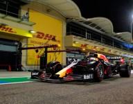 Verstappen tops Hamilton in F1 Bahrain GP qualifying