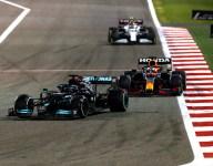 Hamilton holds off Verstappen for Bahrain GP win