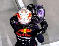 Verstappen's mistake cost him win, says jubilant Hamilton