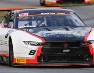 Mayer edges Futrelle for Road Atlanta TA2 pole