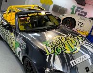 Parts company support for Lemons of Love MX-5 giveaway