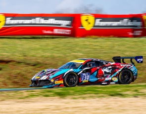 Season-ahead battles take shape in Ferrari Challenge opening weekend