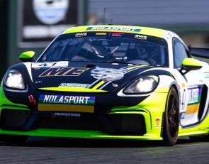 NOLASPORT wins again in Pirelli GT4 America Race 2 at Sonoma