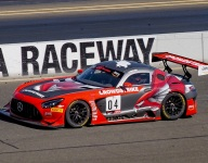 Kurtz sweeps GT America weekend, Holland wins GT4