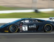Caldarelli/Pepper sweep GT World Challenge opener for K-PAX