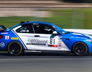 Ruud cruises to TC America weekend sweep at Sonoma