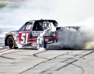 Kyle Busch dominates, collects 60th Truck Series win at Atlanta
