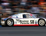 Daytona-winning Porsche joins Brumos Collection exhibit
