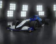 Williams releases images of FW43B after app hack
