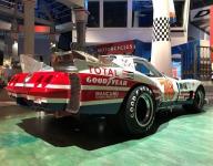 "Greenwood ""Spirit of LM"" Corvette on display at Motorsports HoF"