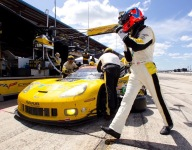 'I don't take it for granted' - Taylor on 10 years with Corvette Racing